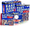 Thumbnail *NEW*  Easy Adsense Cash Course - MASTER RESALE RIGHTS