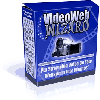 Thumbnail *ALL NEW!*  Video Web Wizard - MASTER RESALE RIGHTS!