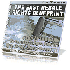 Thumbnail *NEW*  The Easy Resell Rights Blueprint - MASTER RESELL RIGHTS INCLUDED