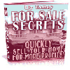 Thumbnail For Sale Secrets - MASTER RESALE RIGHTS
