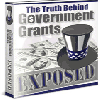 Thumbnail *NEW*  The Truth Behind Government Grants Exposed - MASTER RESALE RIGHTS INCLUDED