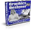 Thumbnail *ALL NEW!*  Graphics Designer 101 - PRIVATE LABEL RIGHTS INCLUDED