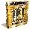 Thumbnail *NEW*  Harvesting Gold Inside Your Mailing List - MASTER RESALE RIGHTS