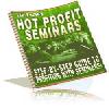 Thumbnail Hot Profit Seminars - MASTER RESALE RIGHTS