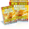 *JUST ADDED*  Instant Adsense Article Directory - MASTER RESALE RIGHTS