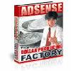 Thumbnail *NEW* - Adsense : The Dollar Producing Factory - MASTER RESALE RIGHTS
