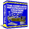 Thumbnail Complete Info Product Creation Toolkit, The - MASTER RESALE RIGHTS