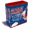 *NEW*  Instant CD Product Creation - MASTER RESALE RIGHTS INCLUDED