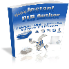 Thumbnail *ALL NEW!*  Instant PLR Author - PRIVATE LABEL RIGHTS INCLUDED!
