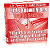 Thumbnail *ALL NEW!*  Little Known Niche Traffic Secrets - MASTER RESALE RIGHTS INCLUDED