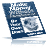 Thumbnail Make Money Without Leaving Your House - MASTER RESALE RIGHTS