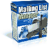 Thumbnail Mailing List Manager - MASTER RESALE RIGHTS