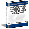 Thumbnail Newbie's Guide To Profiting Online - MASTER RESALE RIGHTS