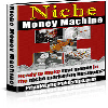 Thumbnail *NEW*  Niche Money Machine - MASTER RESALE RIGHTS