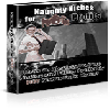 Thumbnail *NEW*  Naughty Niches for Hot Profits - MASTER RESALE RIGHTS