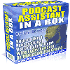*BRAND NEW!*  Podcast Assistant In A Box - MASTER RESALE RIGHTS INCLUDED!!