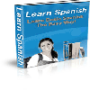 Thumbnail *ALL NEW!*  Learn Basic Spanish Easy - PRIVATE LABEL RIGHTS INCLUDED!
