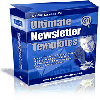 Thumbnail *BRAND NEW*  Newsletter Template Package - MASTER RESELL RIGHTS INCLUDED!!