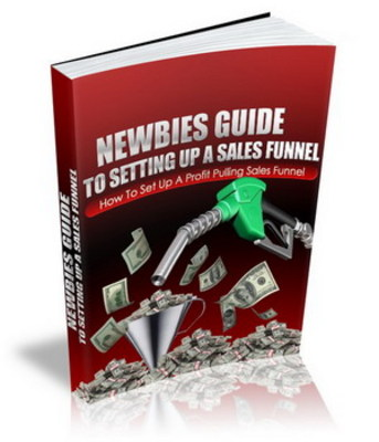 Pay for *ALL NEW* - Newbies Sales Funnel - MASTER RESALE RIGHTS
