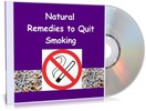 Thumbnail Natural Remedies to Quit Smoking (Book + Audio)