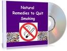 Thumbnail Natural Remedies to Quit Smoking (Book + Audio)