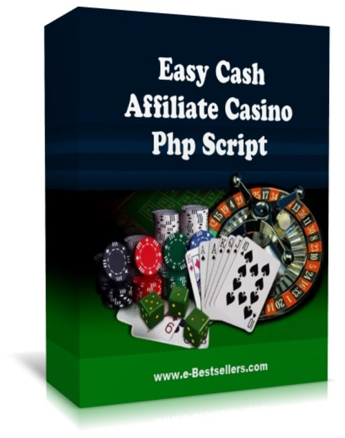 Casino software script