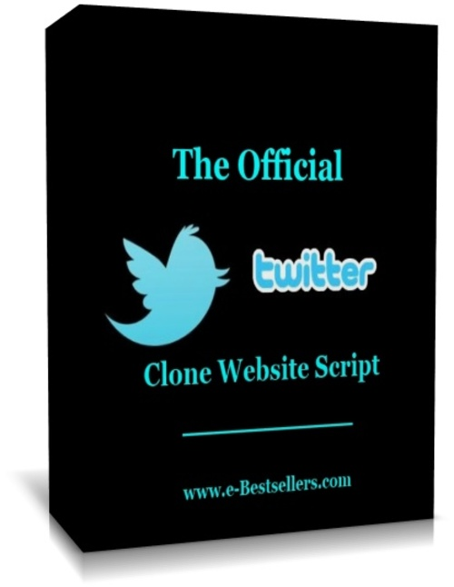 Pay for The Official Twitter Clone Website Script