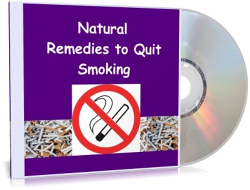 Pay for Natural Remedies to Quit Smoking (Book + Audio)