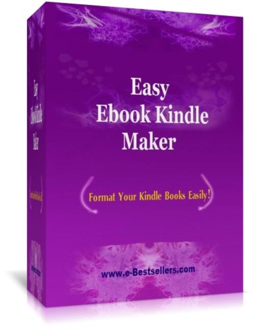 Free Easy Ebook Kindle Maker Download thumbnail