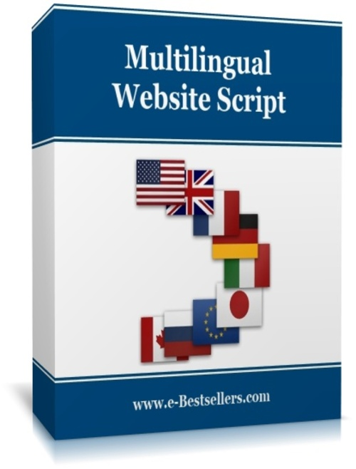 Pay for Multilingual Website Script