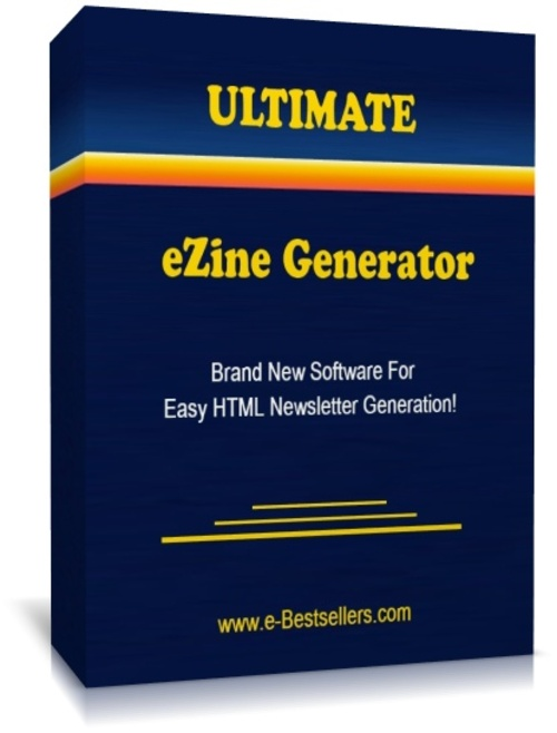 Pay for Ultimate eZine Generator