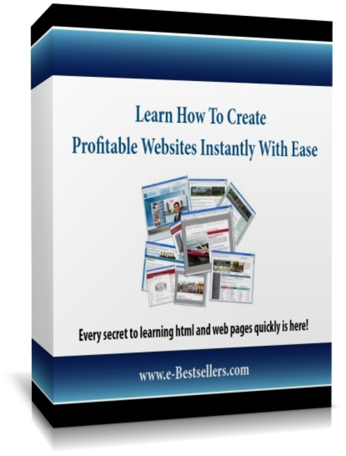 Pay for Learn How To Create Profitable Websites Instantly With Ease!