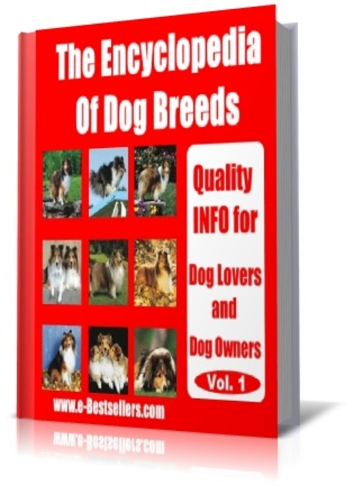 Pay for The Encyclopedia of Dog Breeds - Vol. 1