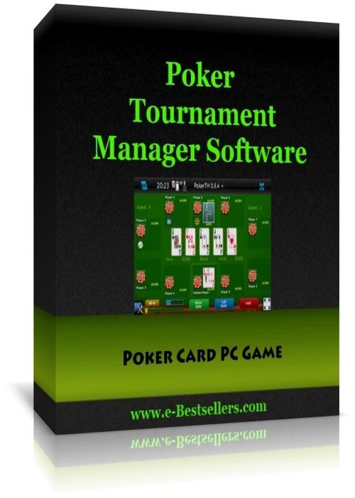 poker tournament software