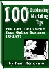 Thumbnail 100 Outstanding Marketing Tips