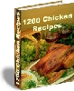 Thumbnail 1200 Chicken Recipes