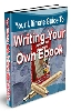 Thumbnail The Ultimate Guide To Writing Your Very Own E-book