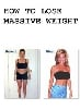 Thumbnail How to lose massive weight