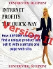 Thumbnail Internet Profits The Quick Way