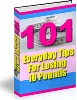 Thumbnail 101 Everyday Tips for Losing 10 Pounds!