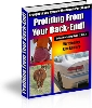 Thumbnail Profiting From Your Back-End!