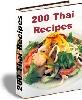 Thumbnail 200 Thai Recipes