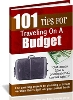Thumbnail 101 Tips For Traveling On A Budget!