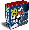 Thumbnail 29 Easy & Instant Web Design Tricks - Volume 2