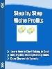 Thumbnail Step By Step Niche Profits