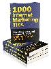 Thumbnail 1000 Internet Marketing Tips