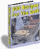 Thumbnail 300 Recipes For The Grill