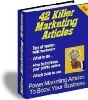 Thumbnail 42 Killer Marketing Articles