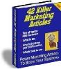 Thumbnail 42 Killer Marketing Articles
