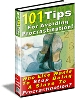 Thumbnail 101 Tips For Avoiding Procrastination!